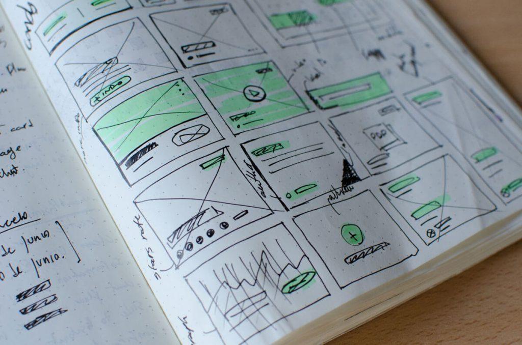 Diventare web designer sperimentando nuovi componenti