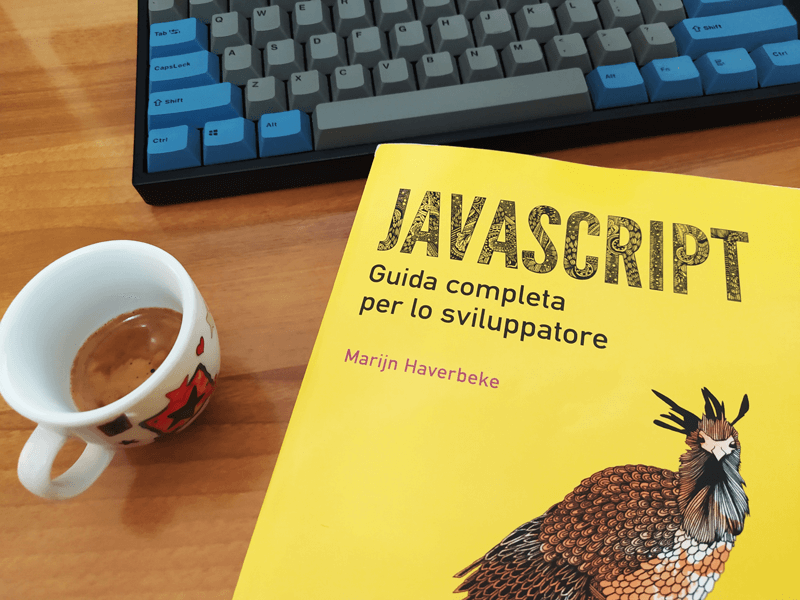 Manuale Javascript - Guida completa per lo sviluppatore - Marijn Haverbeke